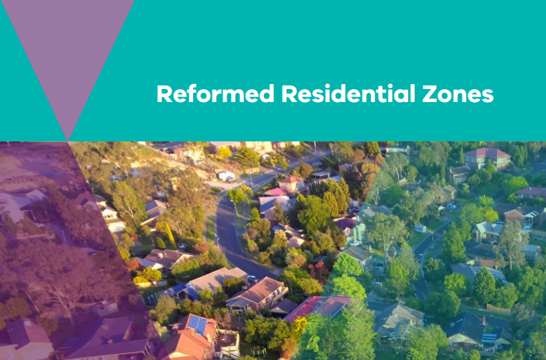 Residential zone reforms announced by Spring Street