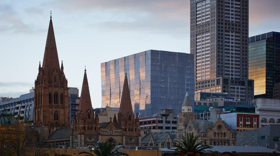 171 Collins on the skyline © 171collins.com.au