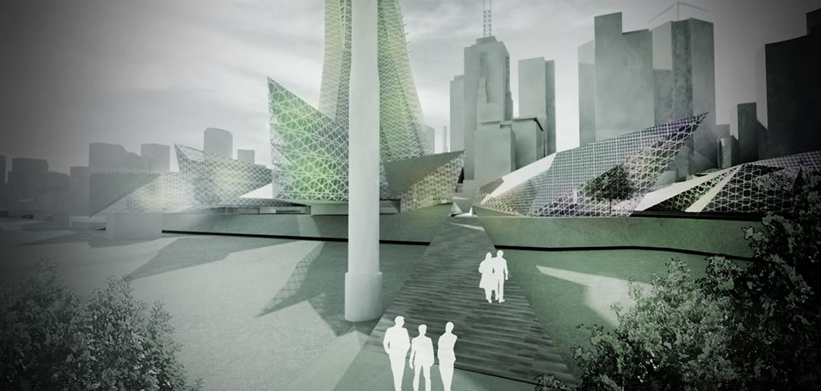 East Gate - A vision for Fed Square East and beyond...