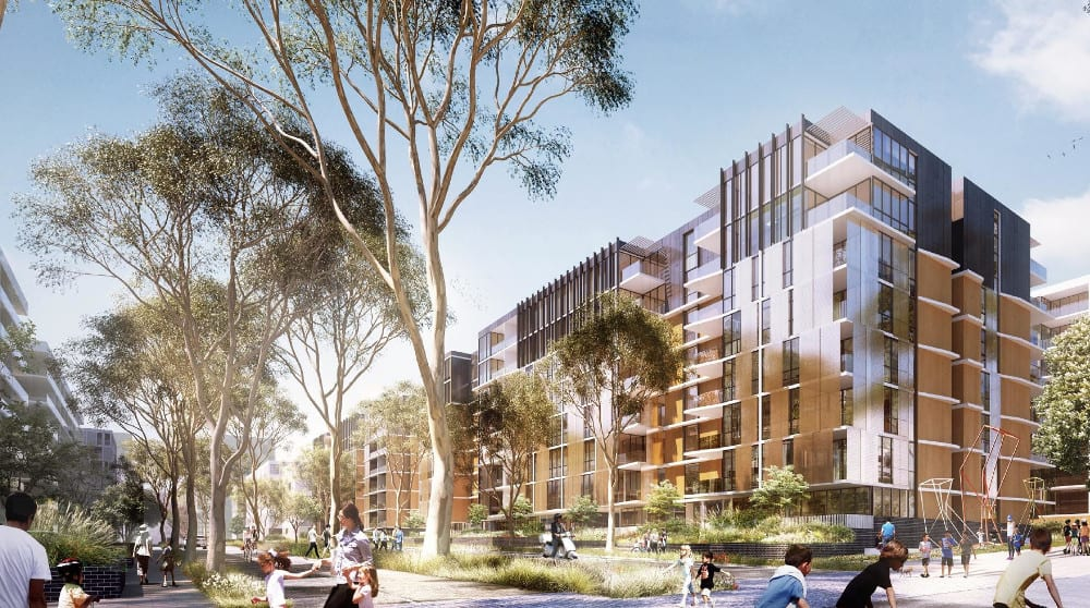 Castle Hill's showgrounds could give a big boost to affordable housing