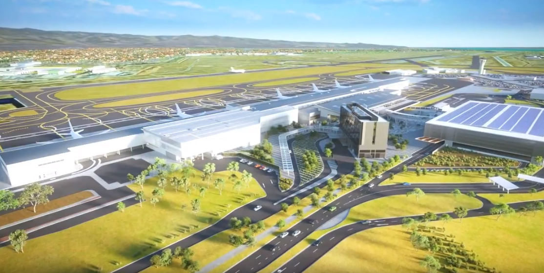 Adelaide Airport starts $165 million expansion