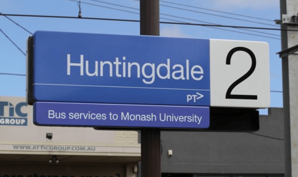Heavy rail 'between Monash University's campuses'? Hold your horses