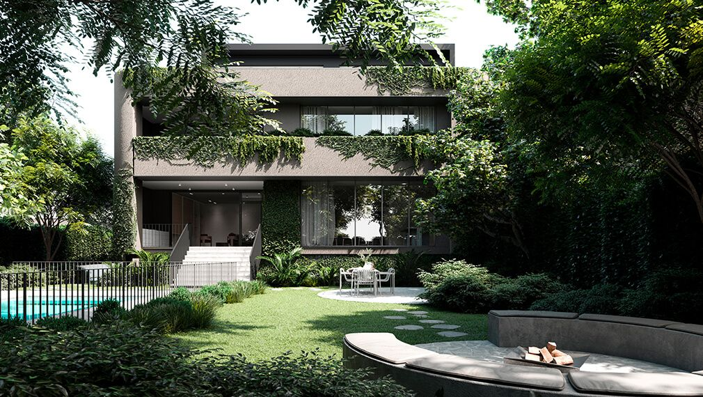 5 of Australia's top apartment gardens