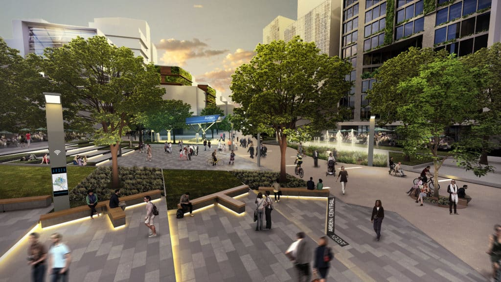 Arden urban renewal precinct vision and framework now open for public consultation