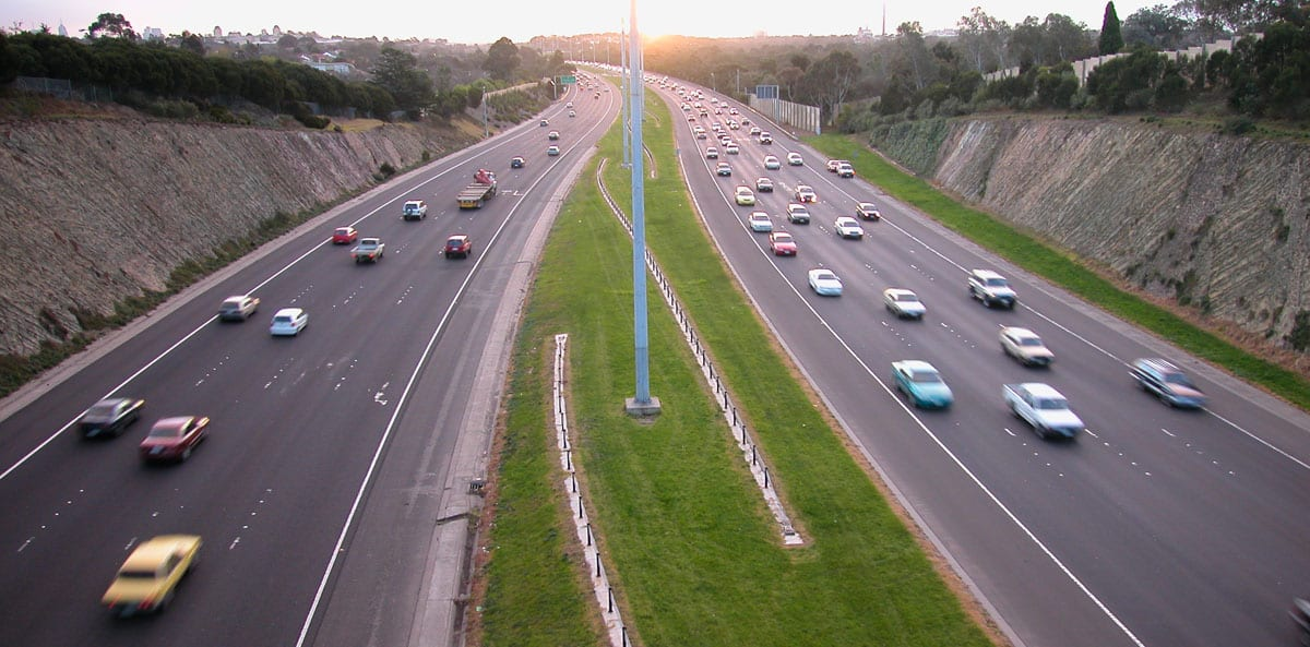 Australia's transport is falling behind on energy efficiency