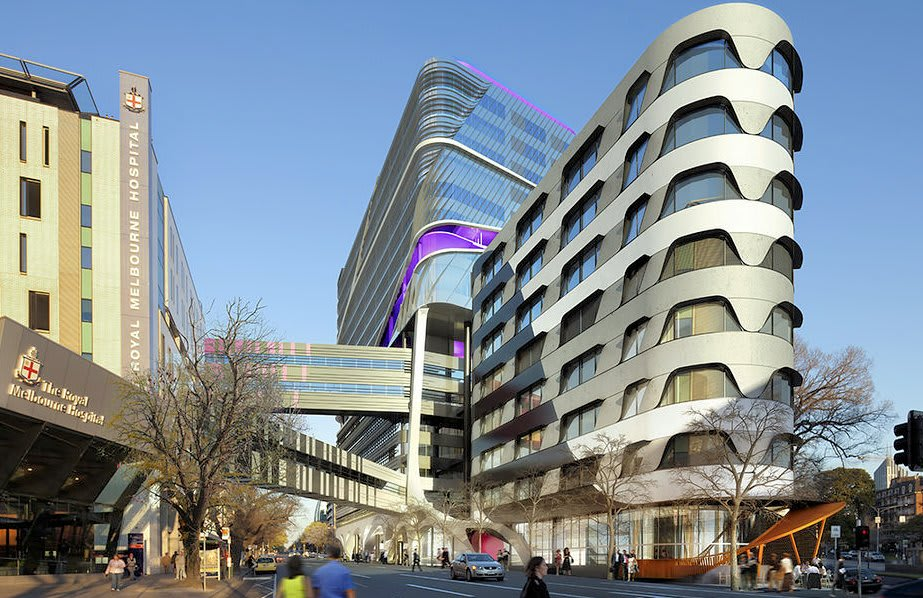 Expanding Melbourne's healthcare infrastructure