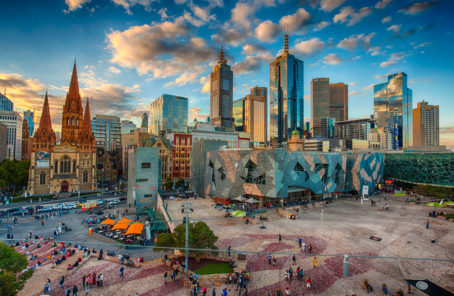 The Victorian Government invite the public to share ideas for Federation Square Review