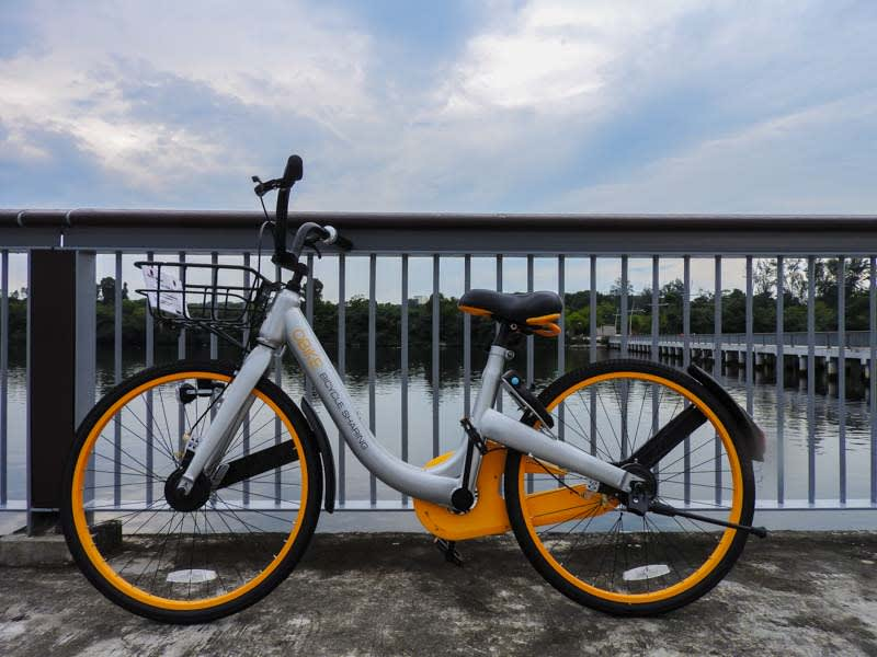 Pondering what oBike and other dockless cycle schemes mean for Melbourne
