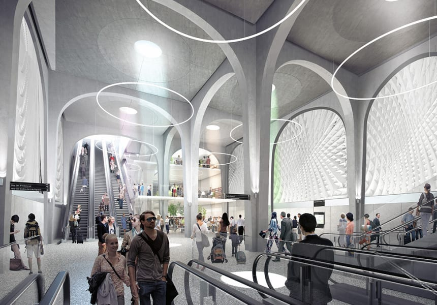 Melbourne Metro Station names revealed as Development Plans are released