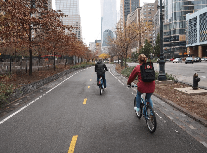 Melbhattan: Bicycles are on the rise in New York and Melbourne should take note