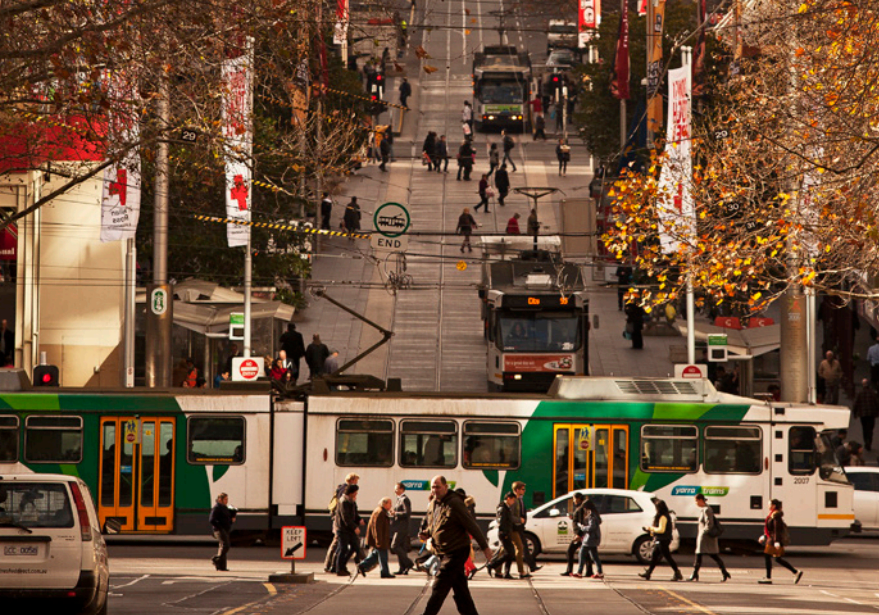 New Public Transport discussion document released as part of City of Melbourne's transport strategy refresh