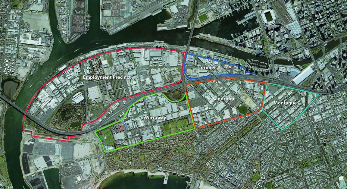 Fishermans Bend draft framework released, uplift controls to drive affordable housing