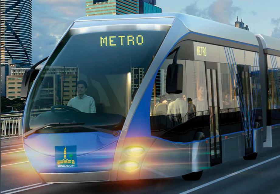 Brisbane Metro's draft design report released for consultation