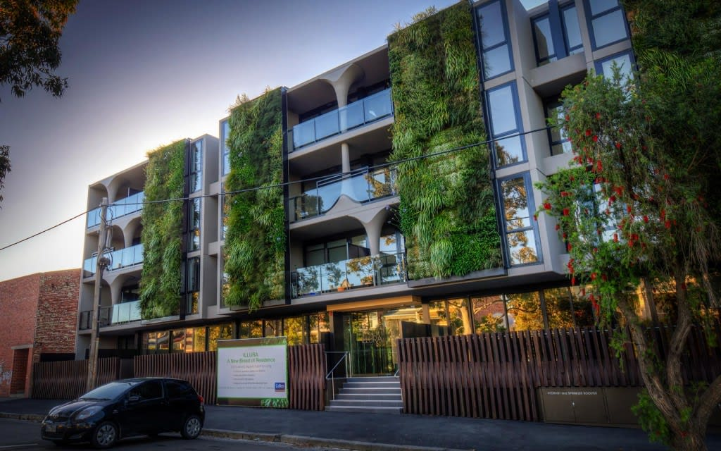 Could money one day grow on rooftop trees?