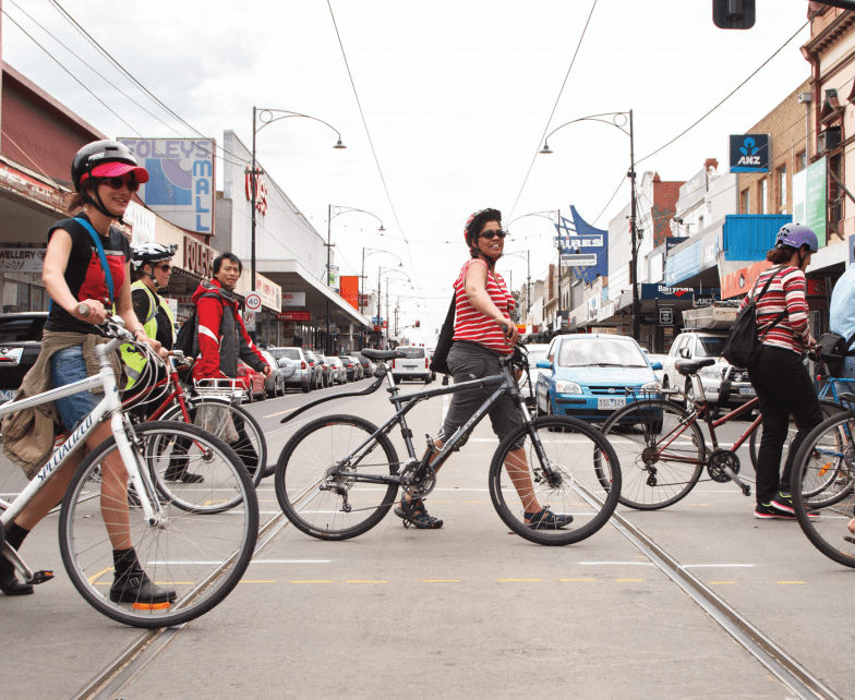 New draft Moreland Integrated Transport Strategy seeks to reduce growth in cars
