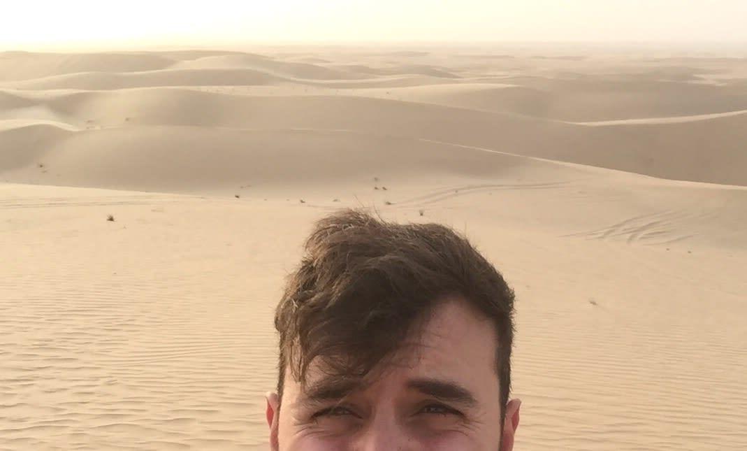 Winter Escape Episode I: Abu Dhabi