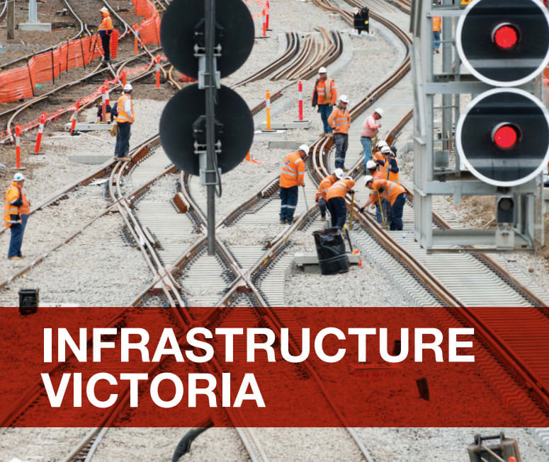 And on the third day... Infrastructure Victoria was born