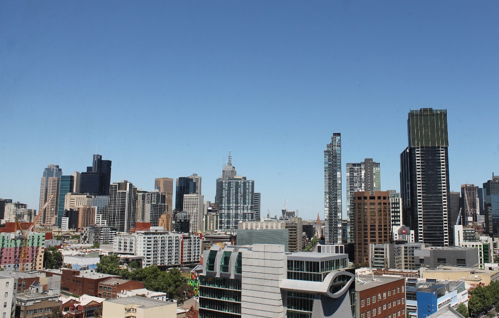 Hello World, this is Urban Melbourne calling