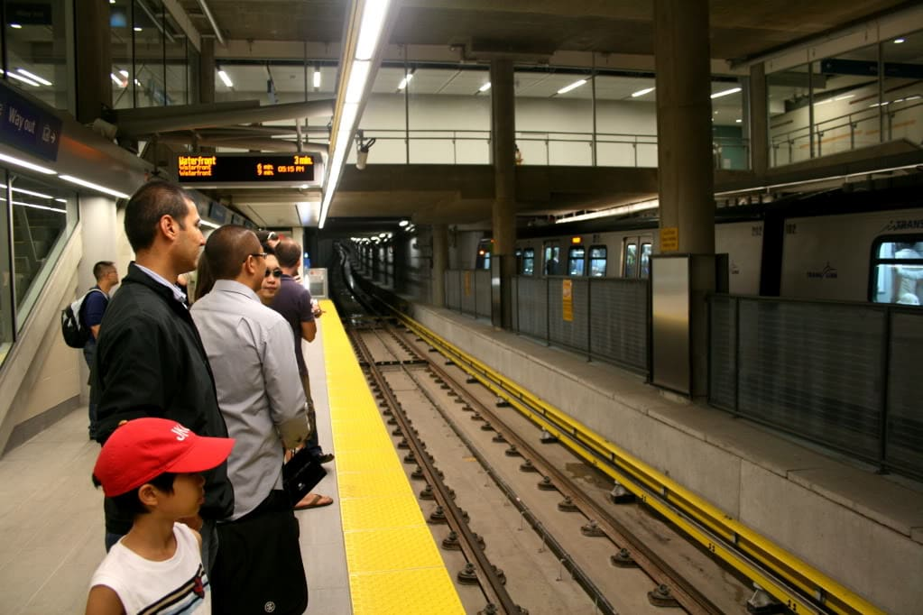 Vancouver's Skytrain network - a model for Melbourne's future rail lines