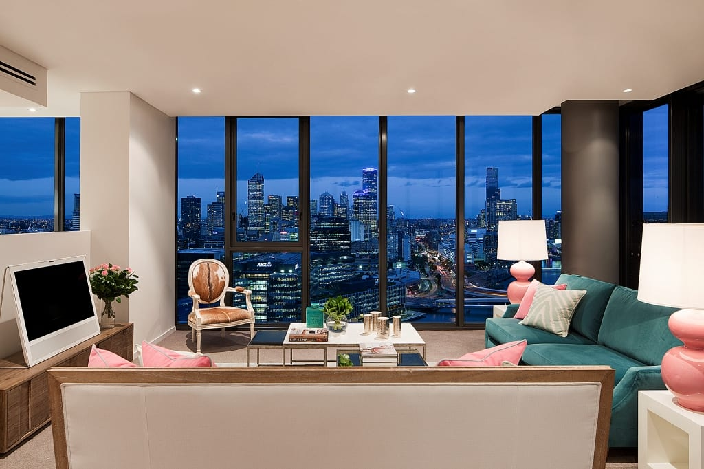 Mirvac announces Oly San Francisco Display Apartment at Yarra Point