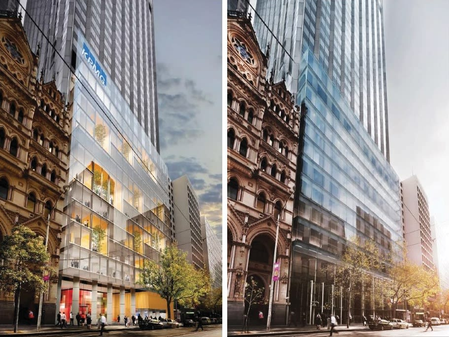 360 Collins Street set for a makeover