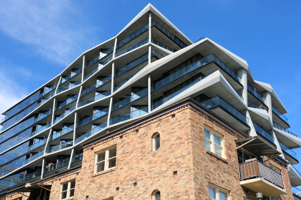 Three apartment project completions make their mark