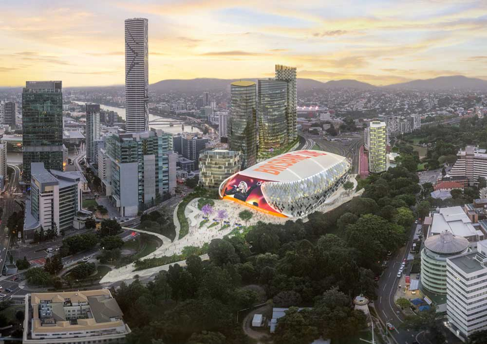 Queensland government releases Cross River Rail Precinct Strategy