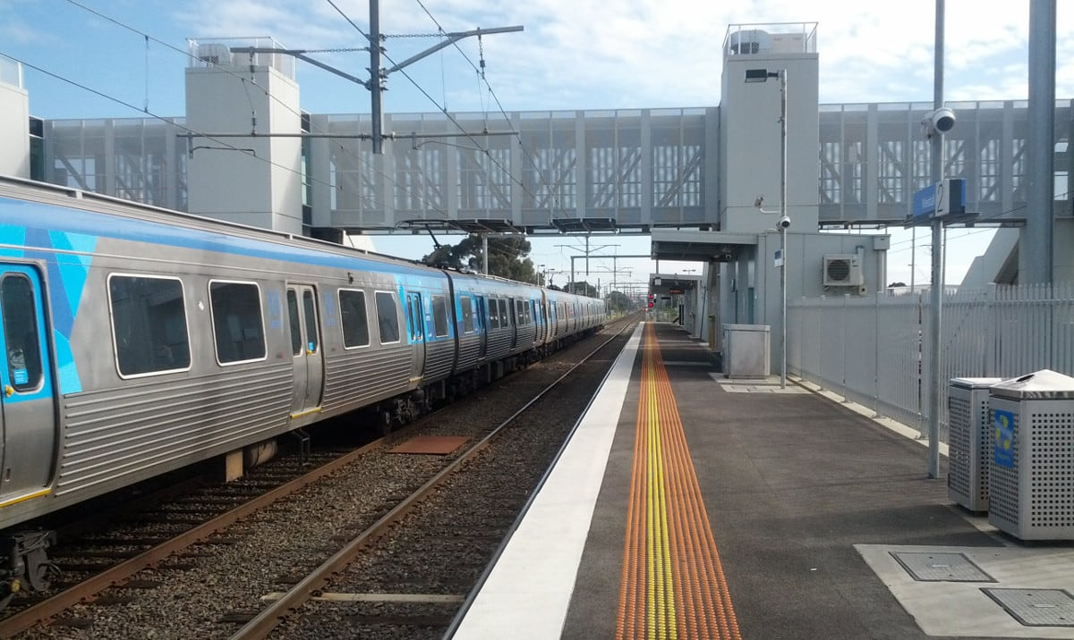 V/Line, wheel flanges and where to for the vision of the Dandenong rail corridor
