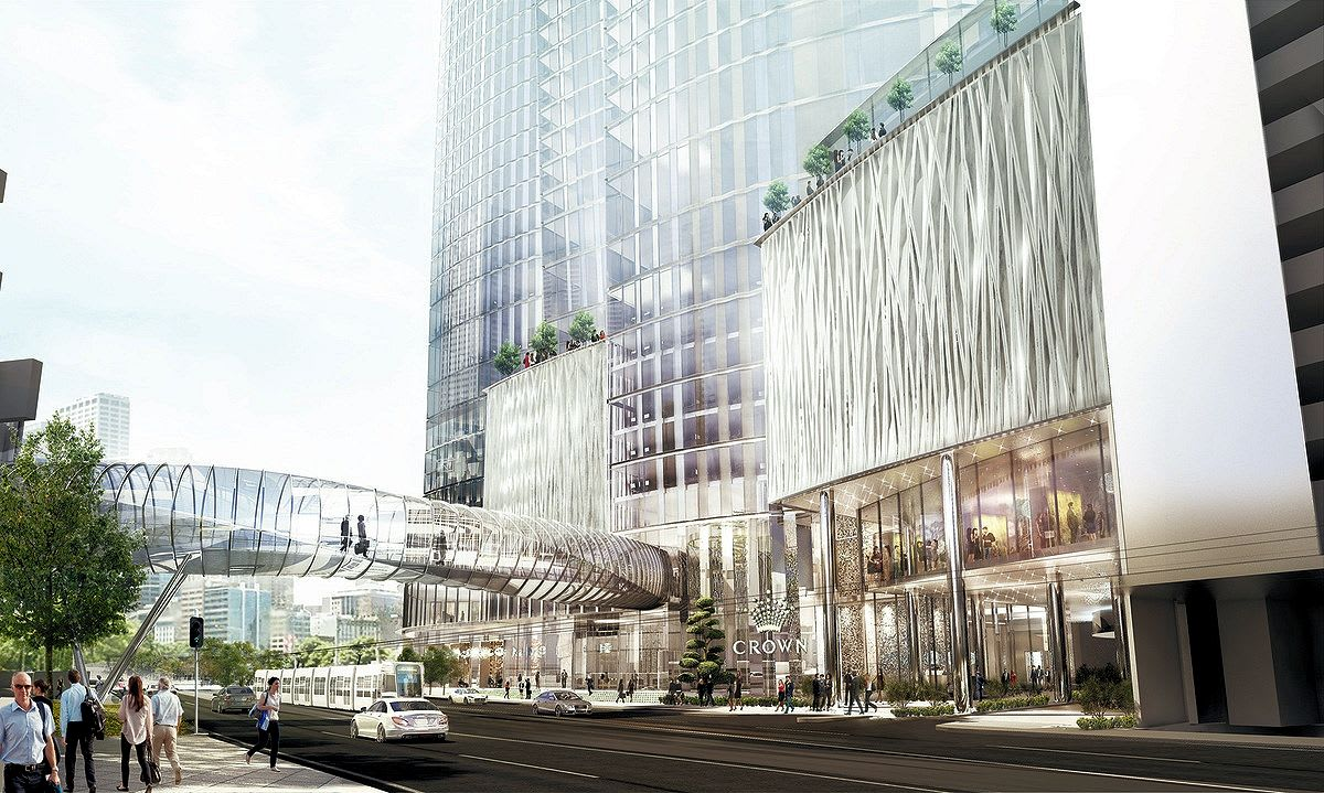 Crown's Queensbridge Tower a step closer to fruition