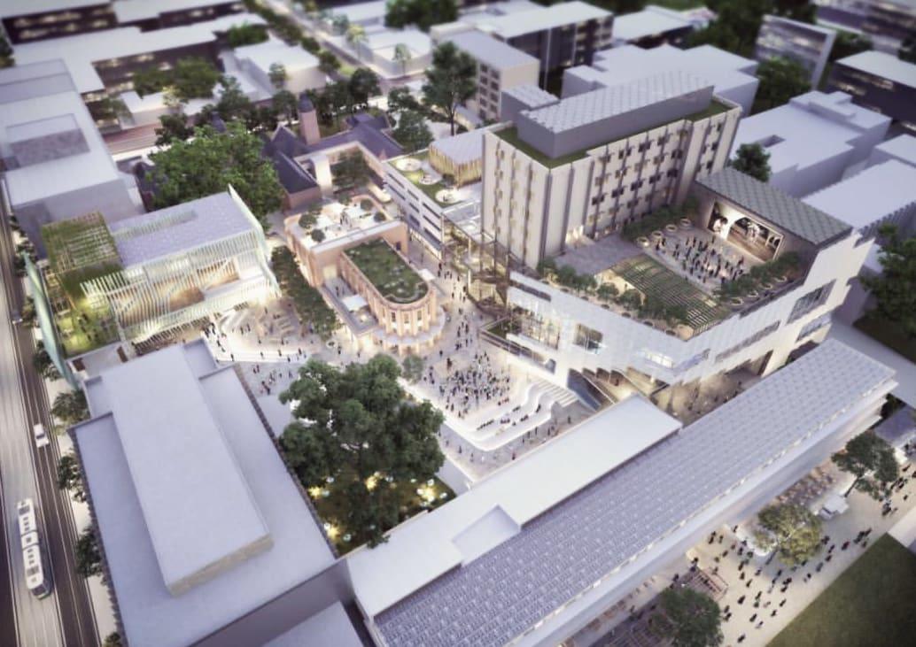 Design team for University of Melbourne's Student Precinct announced
