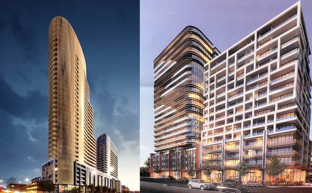 20 years after Southbank Towers, the suburbs are punching through the 20 level barrier