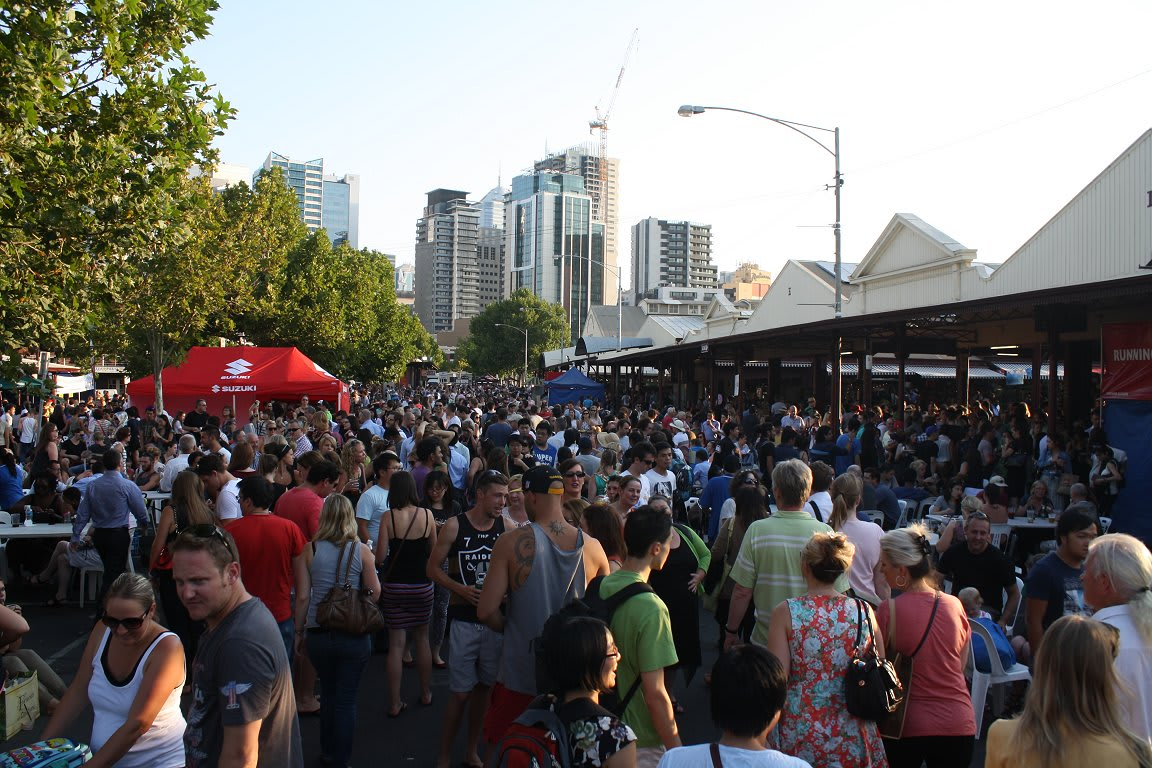 A Melbourne summer tradition