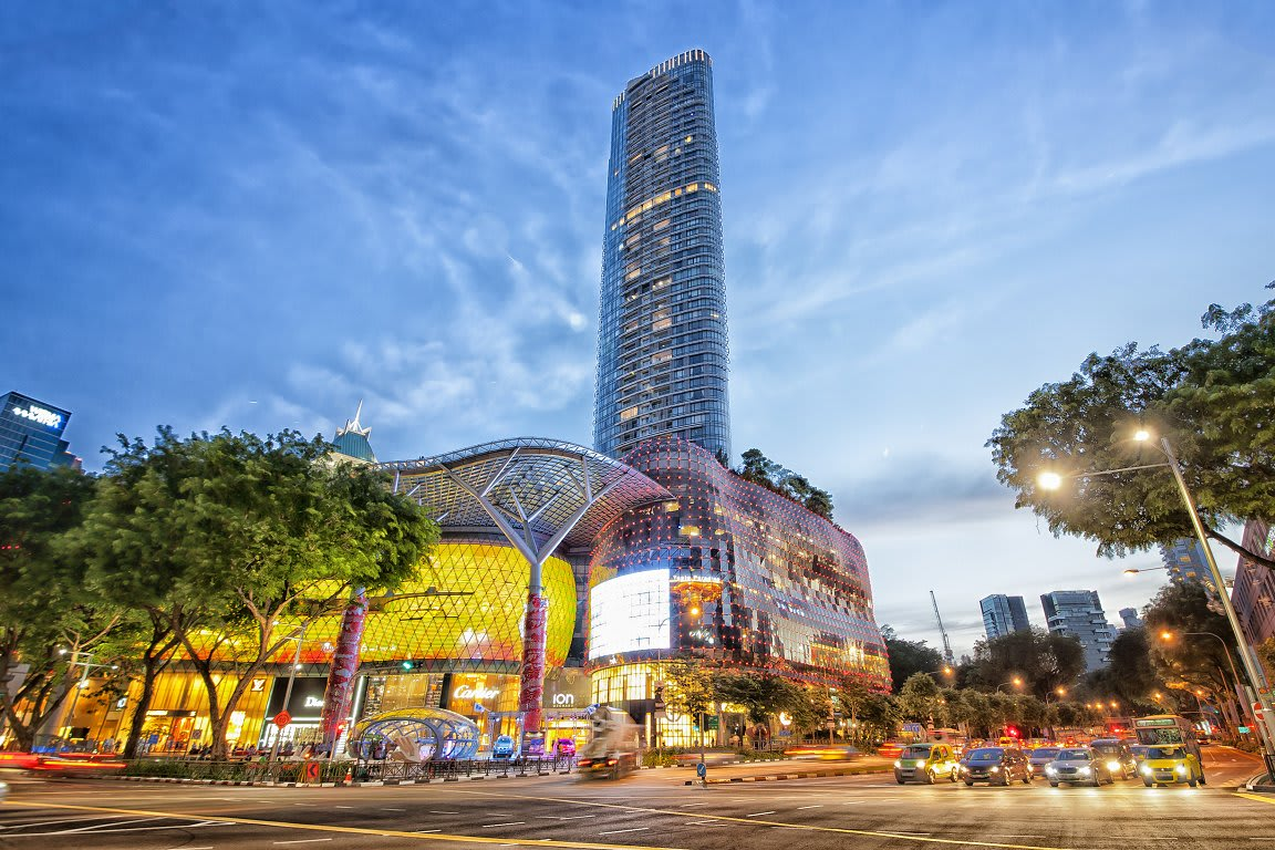 Five Singapore buildings you'd love to see in Melbourne
