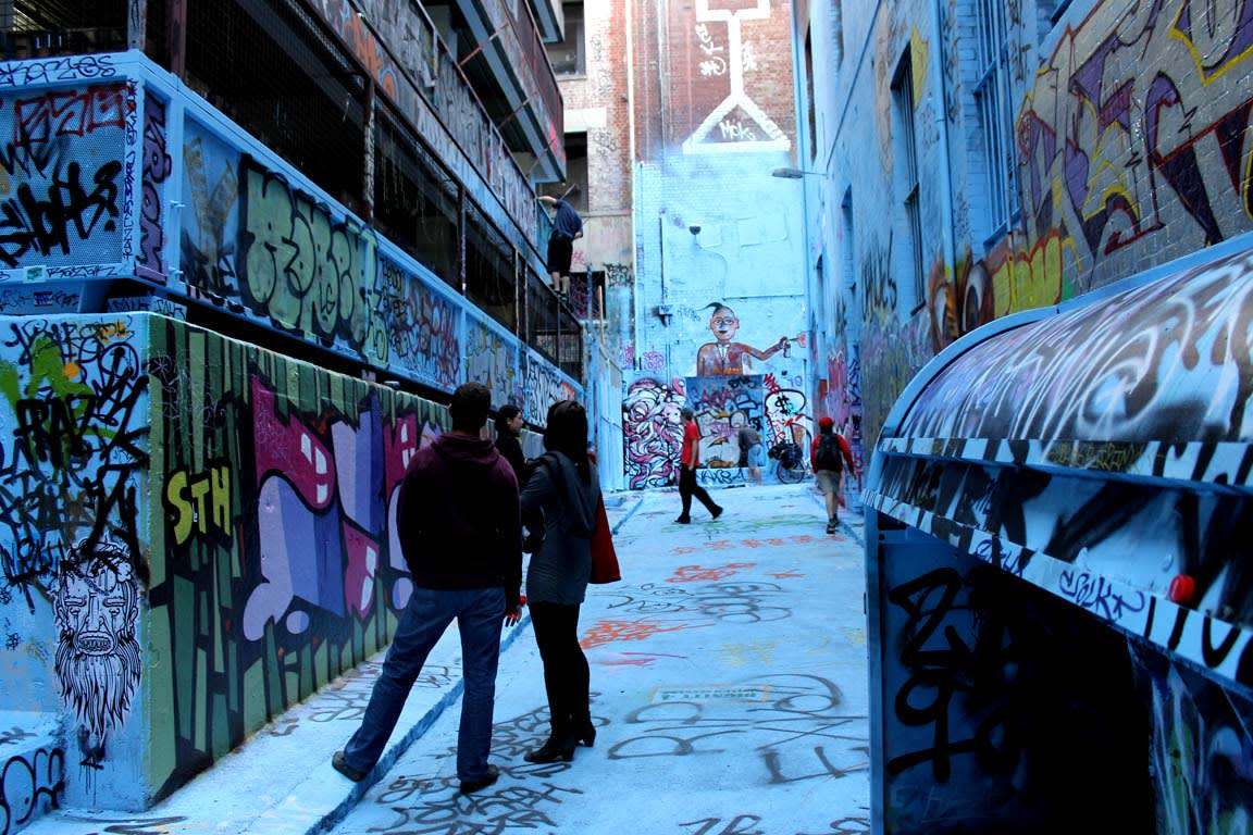 After the Blue - Rutledge Lane