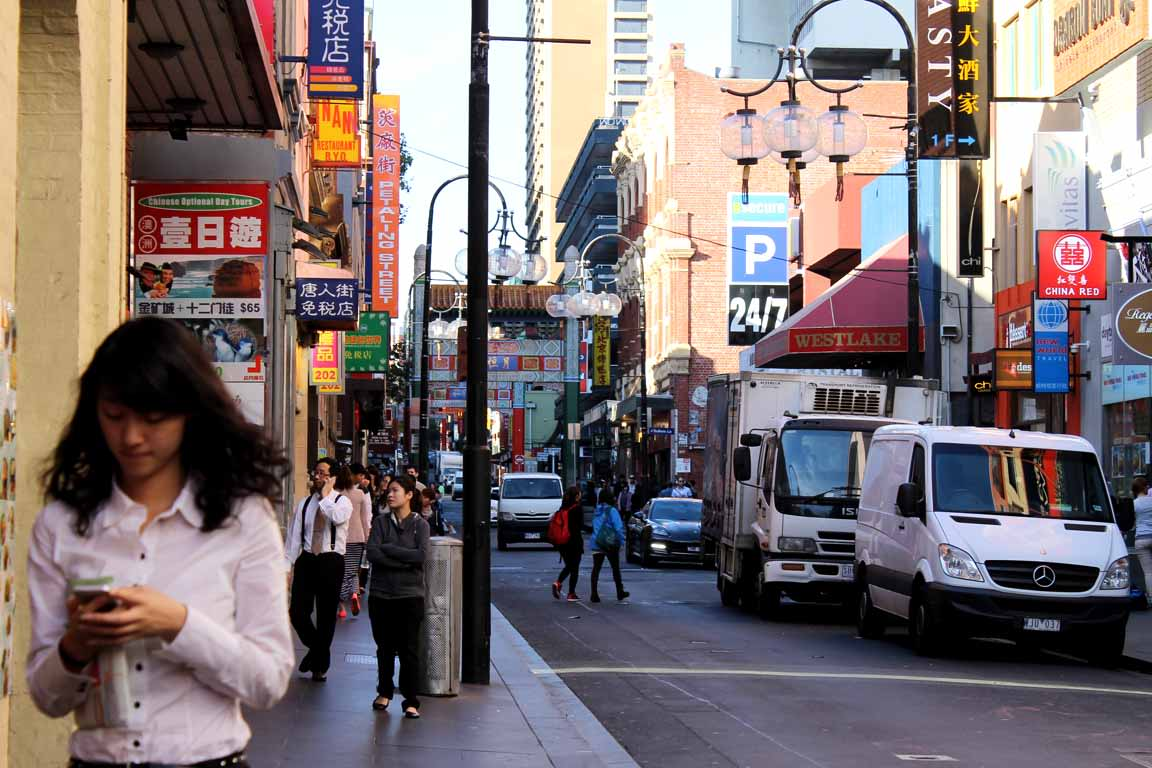 Photographic Tour of Chinatown