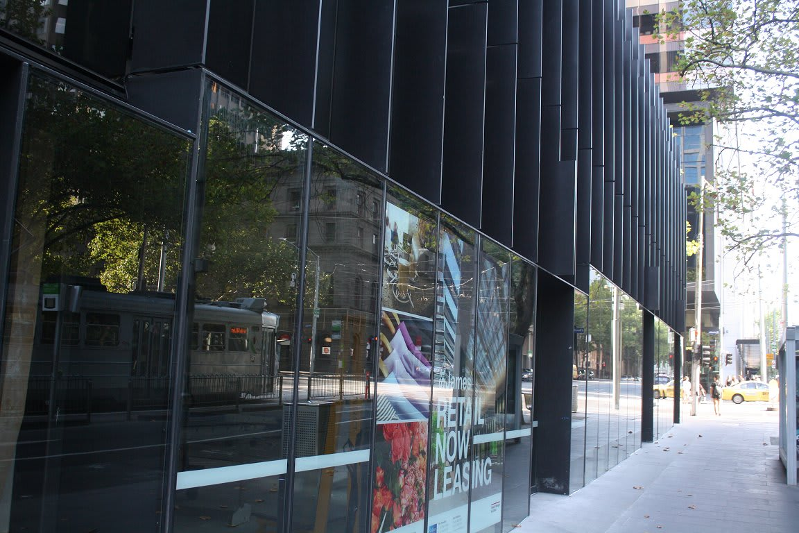 Regenerating office buildings on Bourke