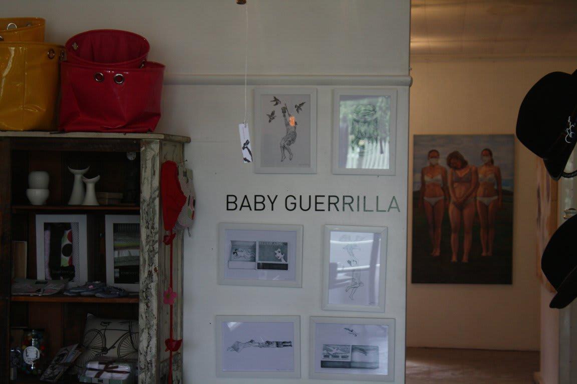 Baby Guerrilla @ Post Industrial Design