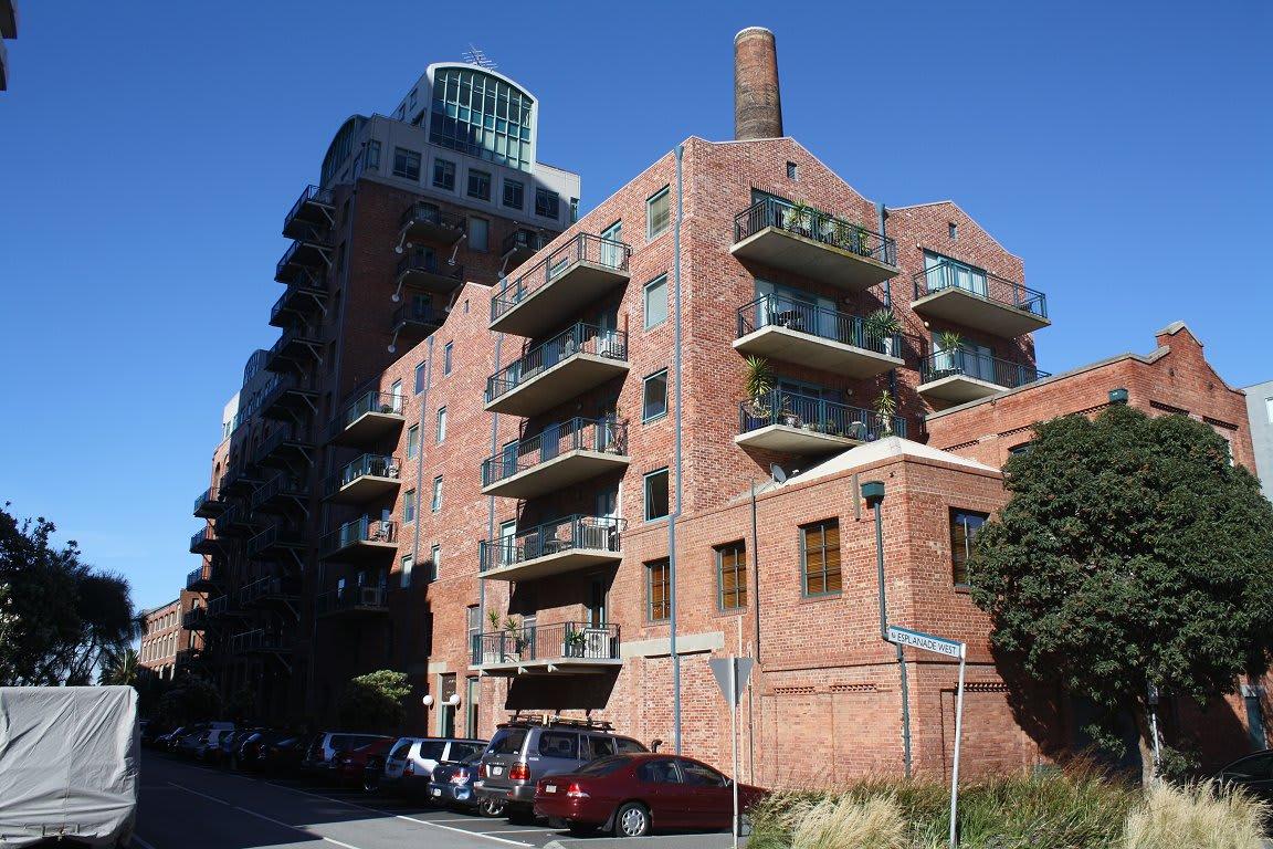 Port Melbourne style