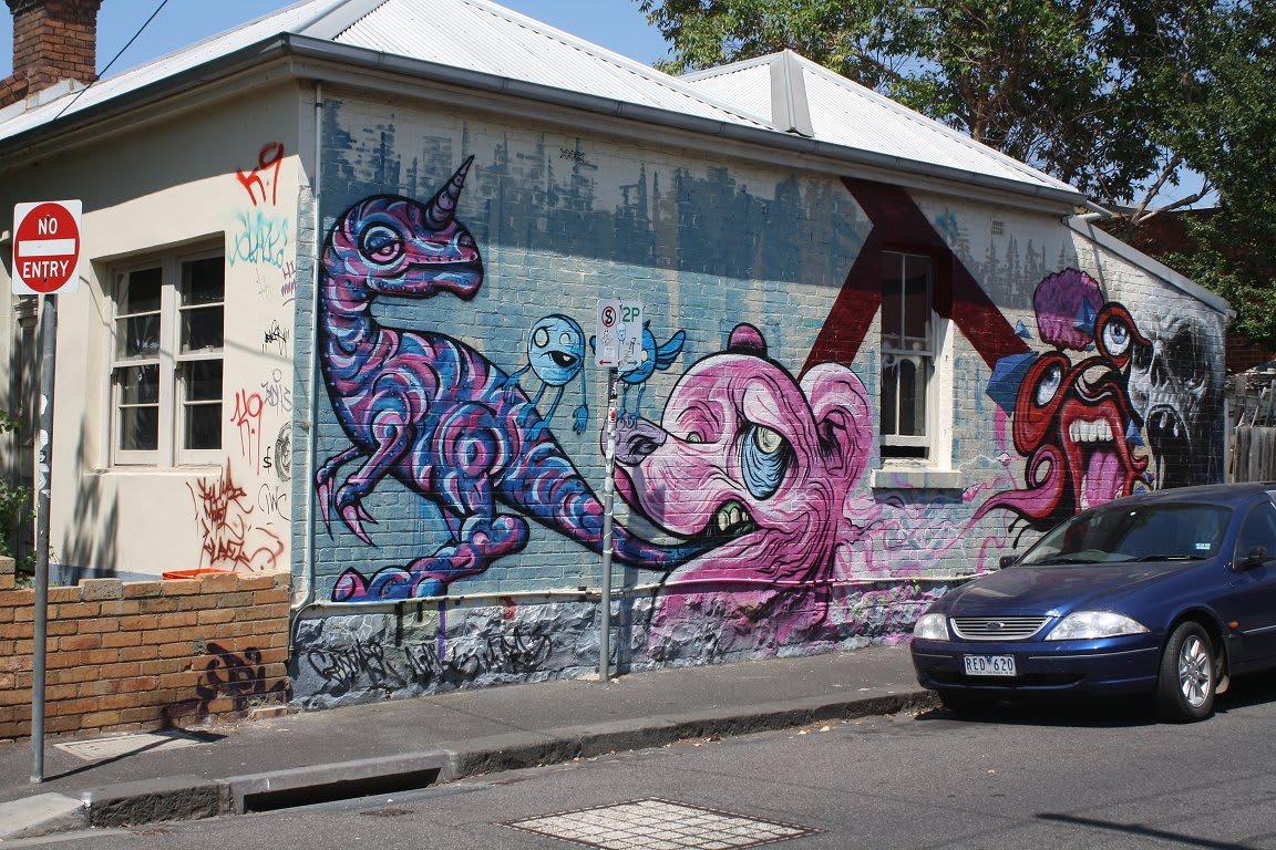 Impressions of Fitzroy