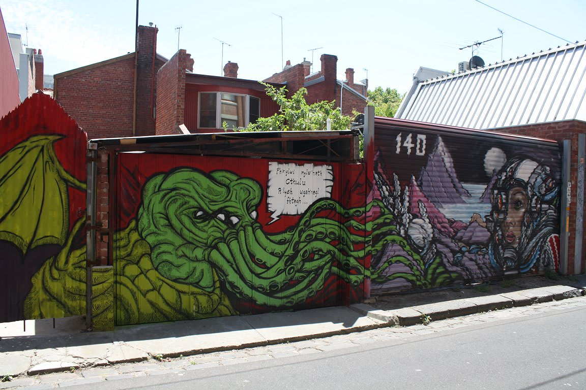 Little Smith Street, big style