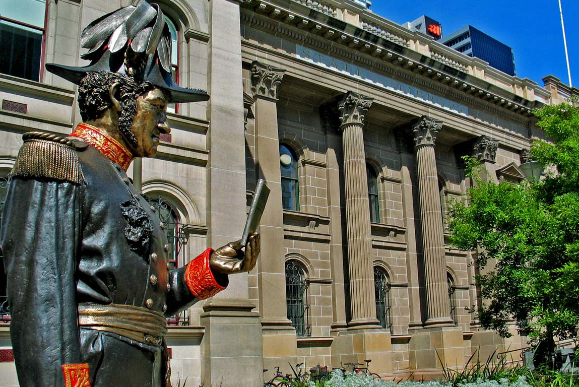 State Library of Victoria - a cultural icon