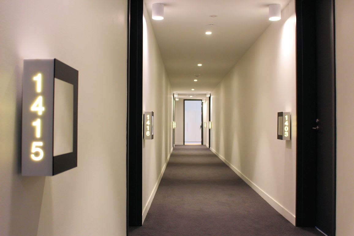 In focus > The Emerald @ 35 Albert Road, Melbourne