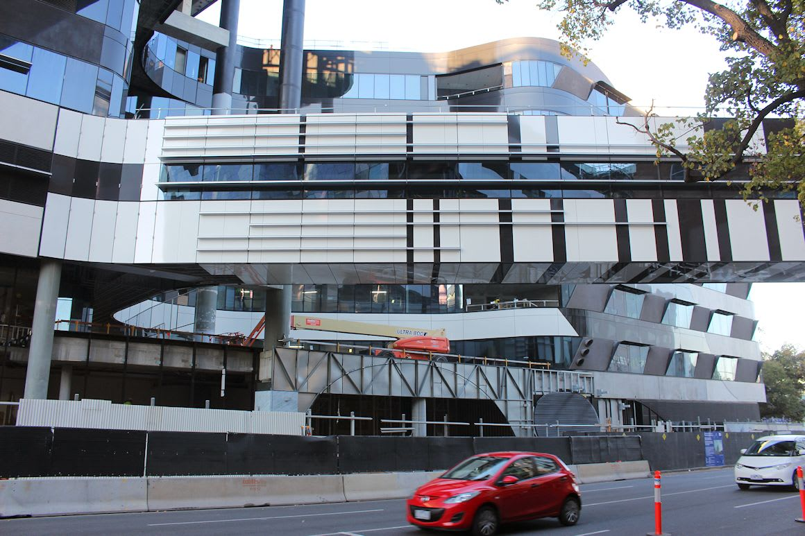 VCCC a triumph of design