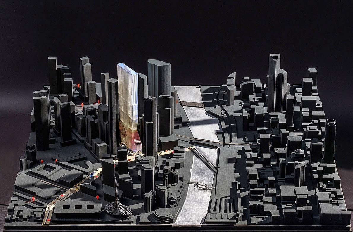 Southbank by Beulah: OMA & Conrad Gargett - The Base