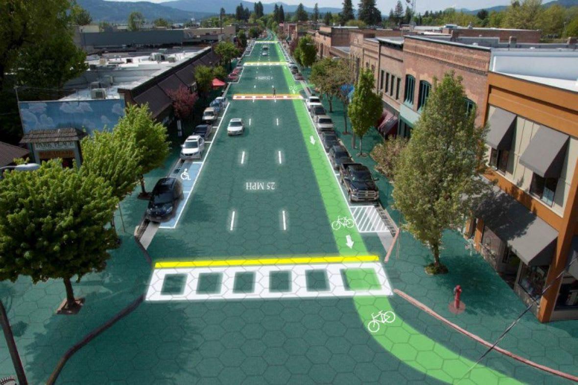 Solar Freakin' Roadways
