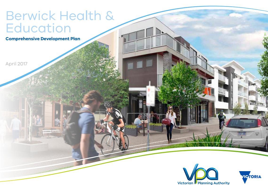 Spotlight on south-east Melbourne: Berwick Health and Education precinct