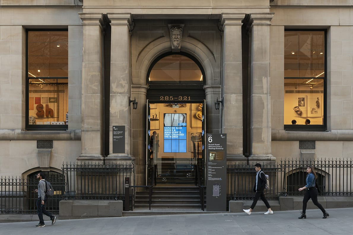 State Library Victoria unveils the first of its new spaces