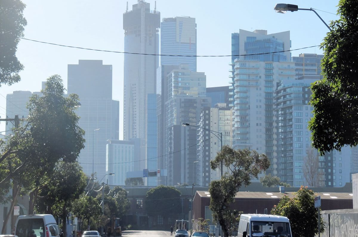 Tall buildings and the public realm
