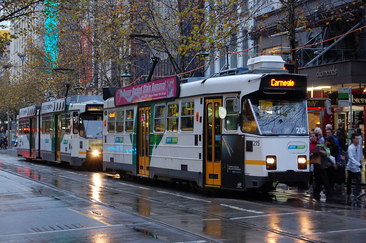 Melbourne's tram network: did you know?