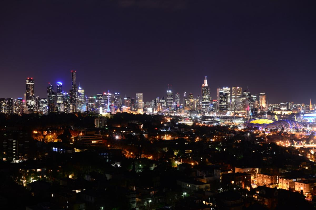 The top 15 architecture practices referenced on the Urban Melbourne Project Database